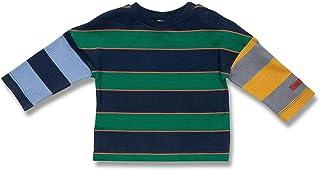 Camiseta Esporte Manga Longa Verde Green - Bebê Menino