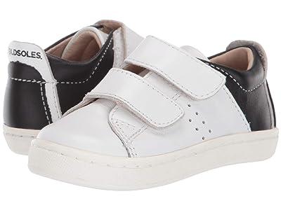 Old Soles Toko Shoe (Toddler/Little Kid) (Snow/Black) Boy