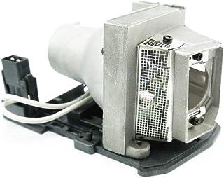 Supermait BL-FU185A / SP.8EH01G.C01 / SP.8EH01GC01 Lámpara de Repuesto para proyector con Carcasa para OPTOMA DX619 / EX536 / ES526 / EW531 / EW533ST / EW536 / EX526 / EX531 / HD600X / HD66 / HD67
