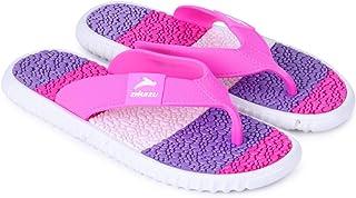 WMK Women's Slippers Indoor House or Outdoor Latest Fashion Sky Blue Flipflop Slipper for Women