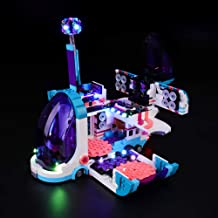 BRIKSMAX Led Lighting Kit for Pop-Up Party Bus - Compatible with Lego 70828 Building Blocks Model- Not Include The Lego Set