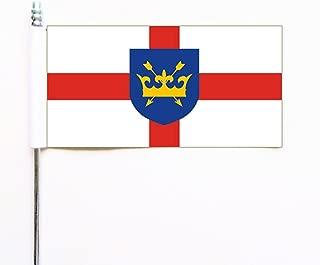 Saint Edmund East Anglia Ultimate Table Desk Flag