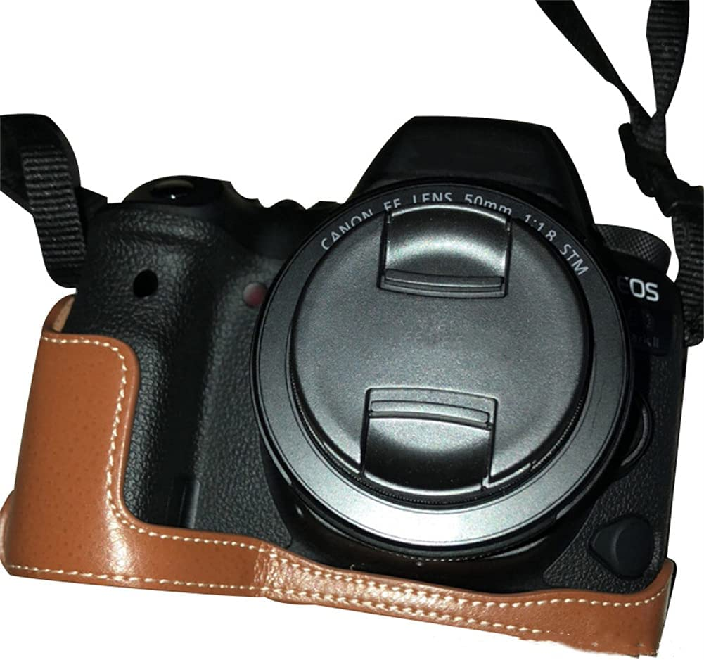 XJST Camera PU Leather Bag Case Vintage NEW before selling Prot Cover Al sold out. Carry