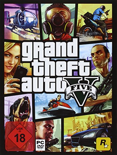 bester der welt Grand Theft Auto V-Standard Edition [PC] 2021