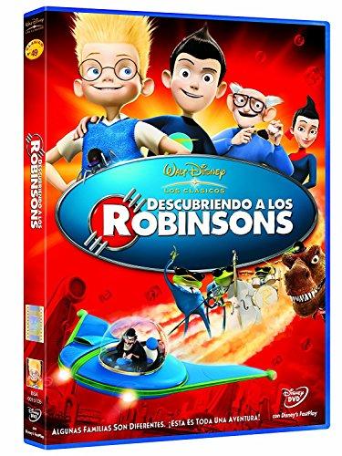 Descubriendo A Los Robinsons [DVD]