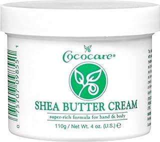 Cococare Shea Butter Cream 4 oz (Pack of 5)