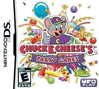 Chuck E Cheese's Party Games (輸入版)