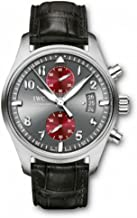 New IWC Pilots Watch Chronograph Spitfire Stainless Steel Automatic Watch IW387810