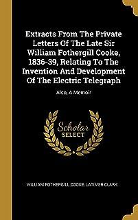 Mejor William Fothergill Cooke de 2021 - Mejor valorados y revisados