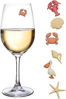 ocean wine charms
