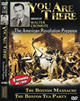 You Are There Series: American Revolution 3 [DVD]