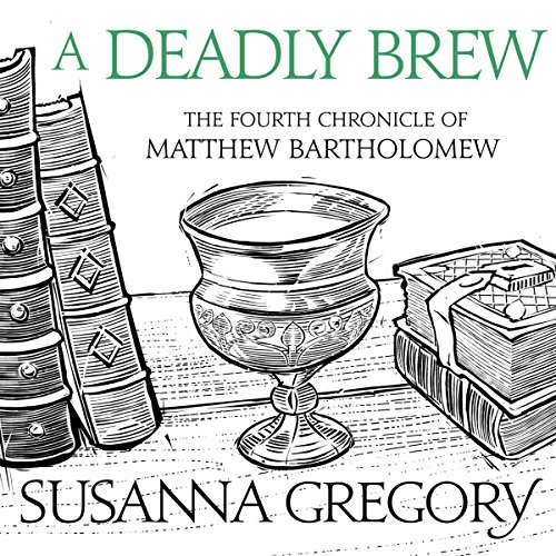 A Deadly Brew  By  cover art