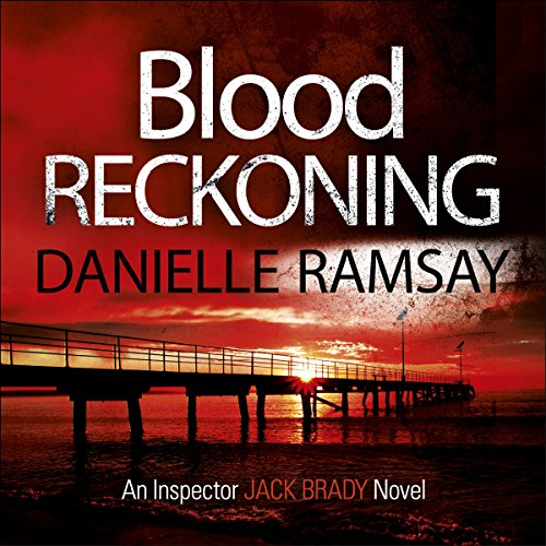 Blood Reckoning audiobook cover art