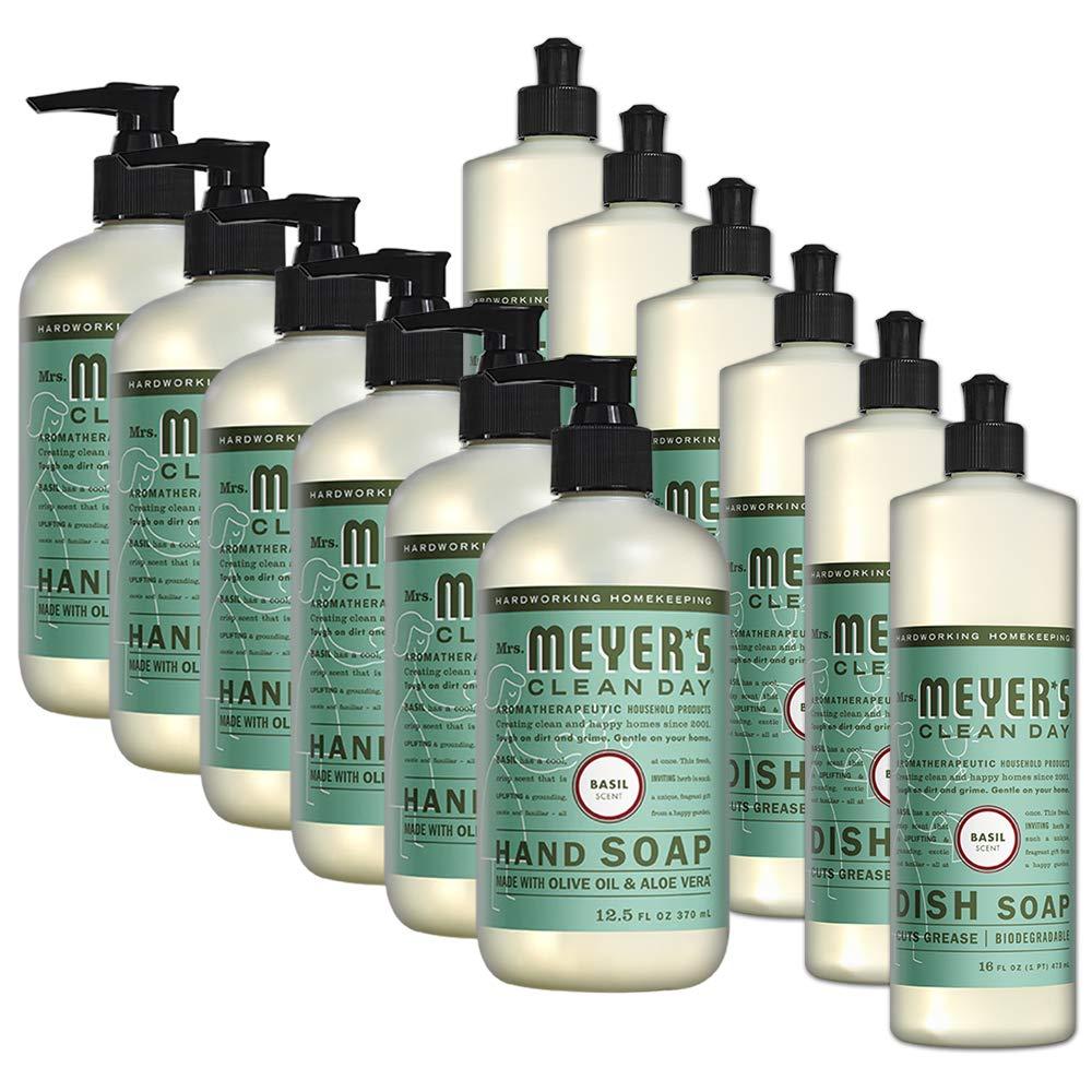 Max 53% OFF Nashville-Davidson Mall Liquid Hand Soap and Packs 6 Dish Combo