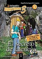 Aventuras para 3: El secreto de la cueva + Free audio download (book 1)