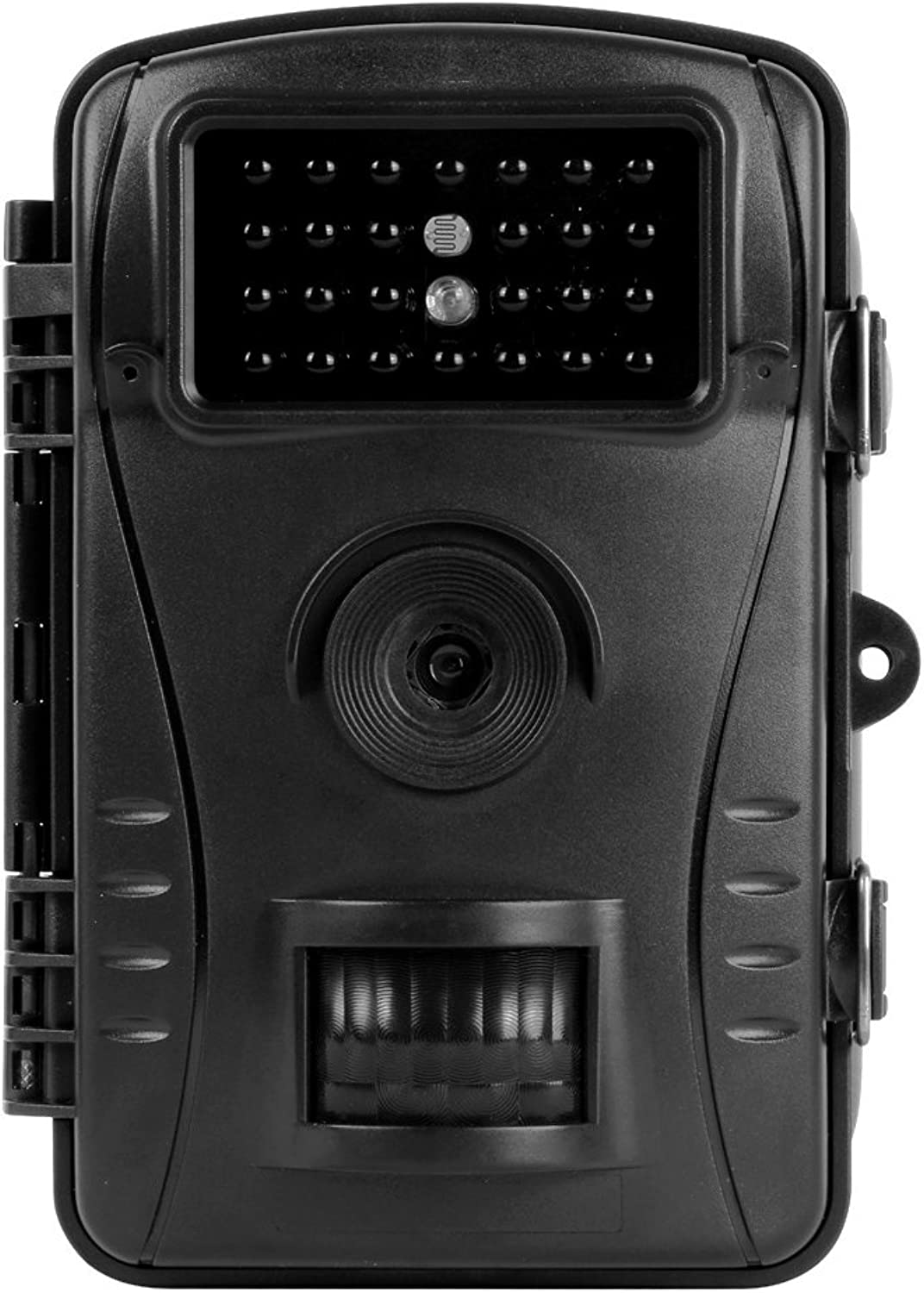 ESHOWEE Trail Camera,Hunting Wildlife Camera Digital 2.4  LCD Screen HD 50FT Night Vision Distance With Waterproof Case