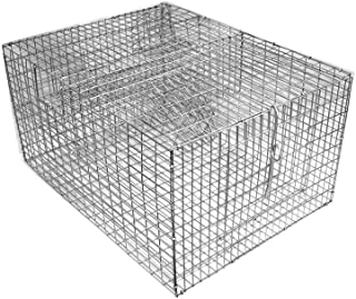 Bird B Gone BMP-SP2C Sparrow Trap with Two Chambers, 8-Inch by 12-Inch by 16-Inch