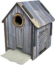 Werkhaus Porte-papier toilette en Ivy Motif maison