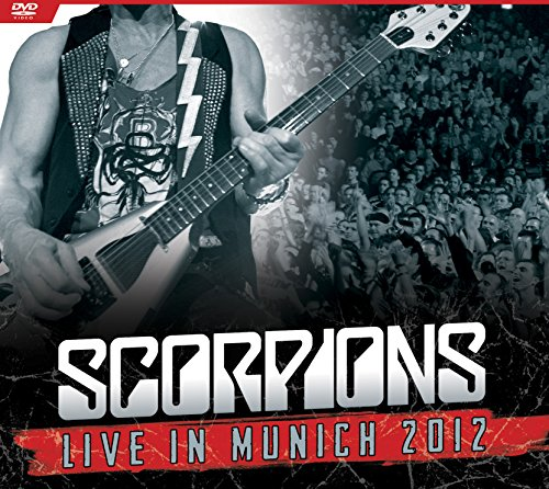 Scorpions - Live In Munich 2012 [Italia] [DVD]