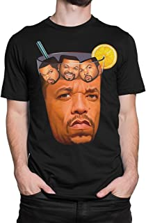 Ice-T with Ice Cube Funny Rap T-Shirt