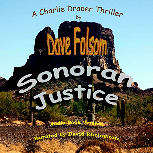 Sonoran Justice audiobook cover art