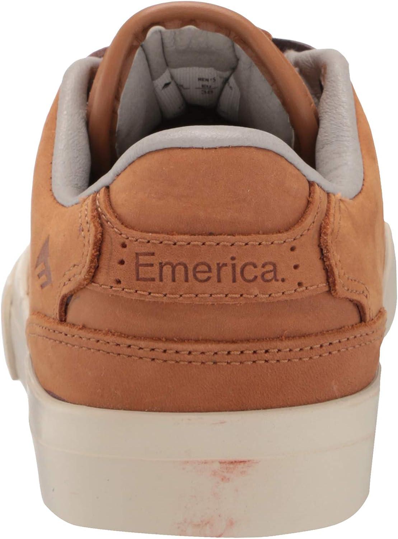 Emerica Mens The Low Vulc Skate Shoe