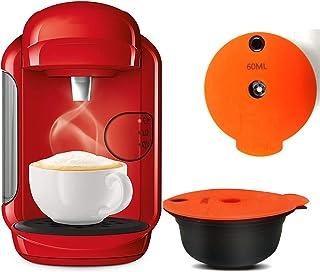 Voor hervulbare koffiepapsules die compatibel zijn met BO-SCH-machine TASSIM O herbruikbare koffiepod Crema Maker Eco-vrie...