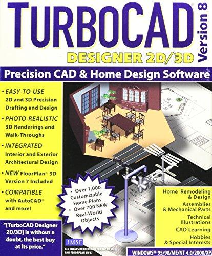 TurboCAD Designer 2D/3D Version 8