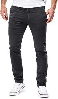 MERISH Pantalones Chino para Hombre Slim Fit Estiramiento