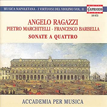 Musica Napoletana: I Virtuosi del violino, Vol. 2