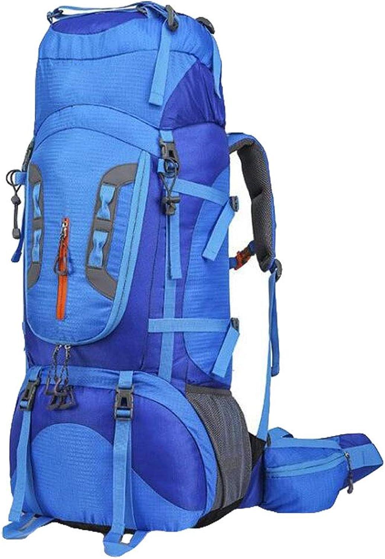 FGSJEJ Rucksack, Multifunktionstasche Outdoor-Reisetasche 80L B07GV69JVL  Bestseller