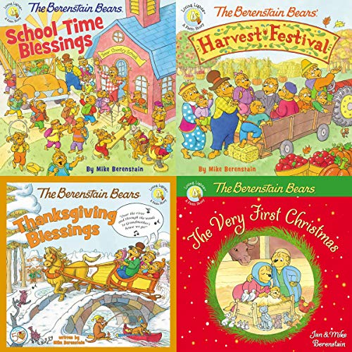 The Berenstain Bears Seasonal Collection 2 cover art