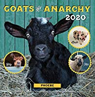 Goats of Anarchy 2020: 16 Month Calendar September 2019 Through December 2020 (Calendars 2020)