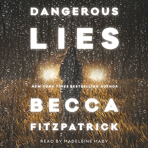 Dangerous Lies audiobook cover art