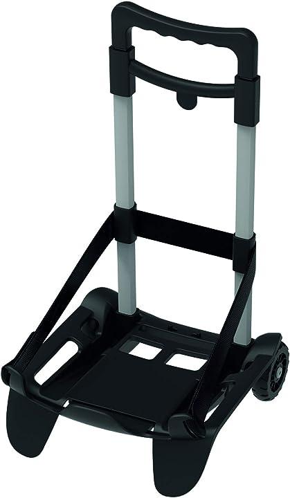 Carrello trolley portazaino blocca zaino nero seven be box top 3C2031916-899