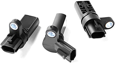 AURELIO TECH CPC-NACS-03 Camshaft Crankshaft Position Sensor Set 3 PCS Altima Maxima Infiniti 23730-AL60A 23731-AL61C 23731-6J90B for FX35 G35 I35 M35 350Z, 3 Pack