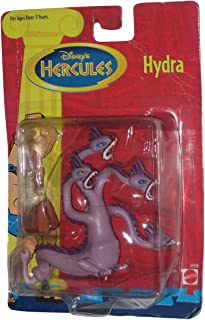 Mattel Walt Disney's Hercules Animated Action Figure Hydra Monster Sealed MOC