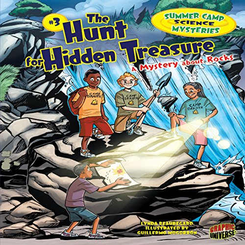 The Hunt for Hidden Treasure audiobook cover art