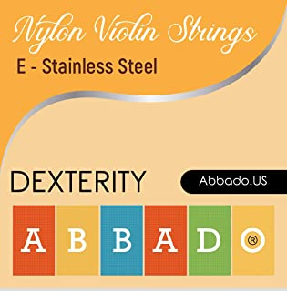 Abbado Nylon Violin Strings