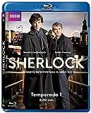 Sherlock - 1ª Temporada [Blu-ray]