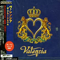 Blue Album by Valensia (2002-07-24)