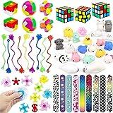 49 Pack Kids Party Toys, Party Favors Bundle,...