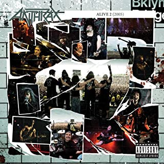 anthrax alive 2