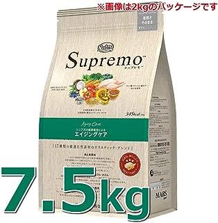 ニュートロジャパン シュプレモ 全犬種用 シニア犬用 7.5kg