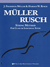 54CO - Muller Rusch String Method - Book 4 - Cello