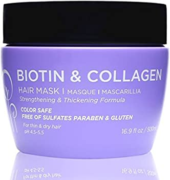 Luseta Biotin & Collagen 16.9 oz Hair Mask