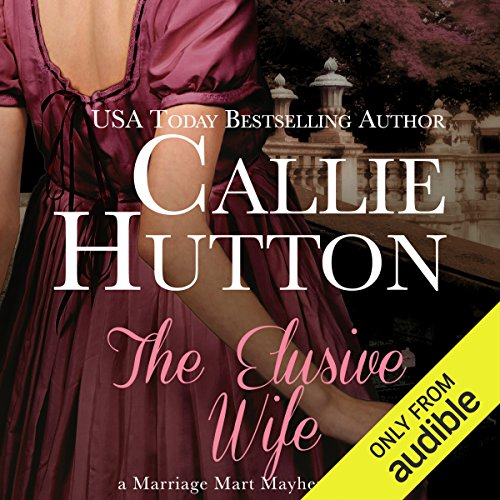 The Elusive Wife audiobook cover art