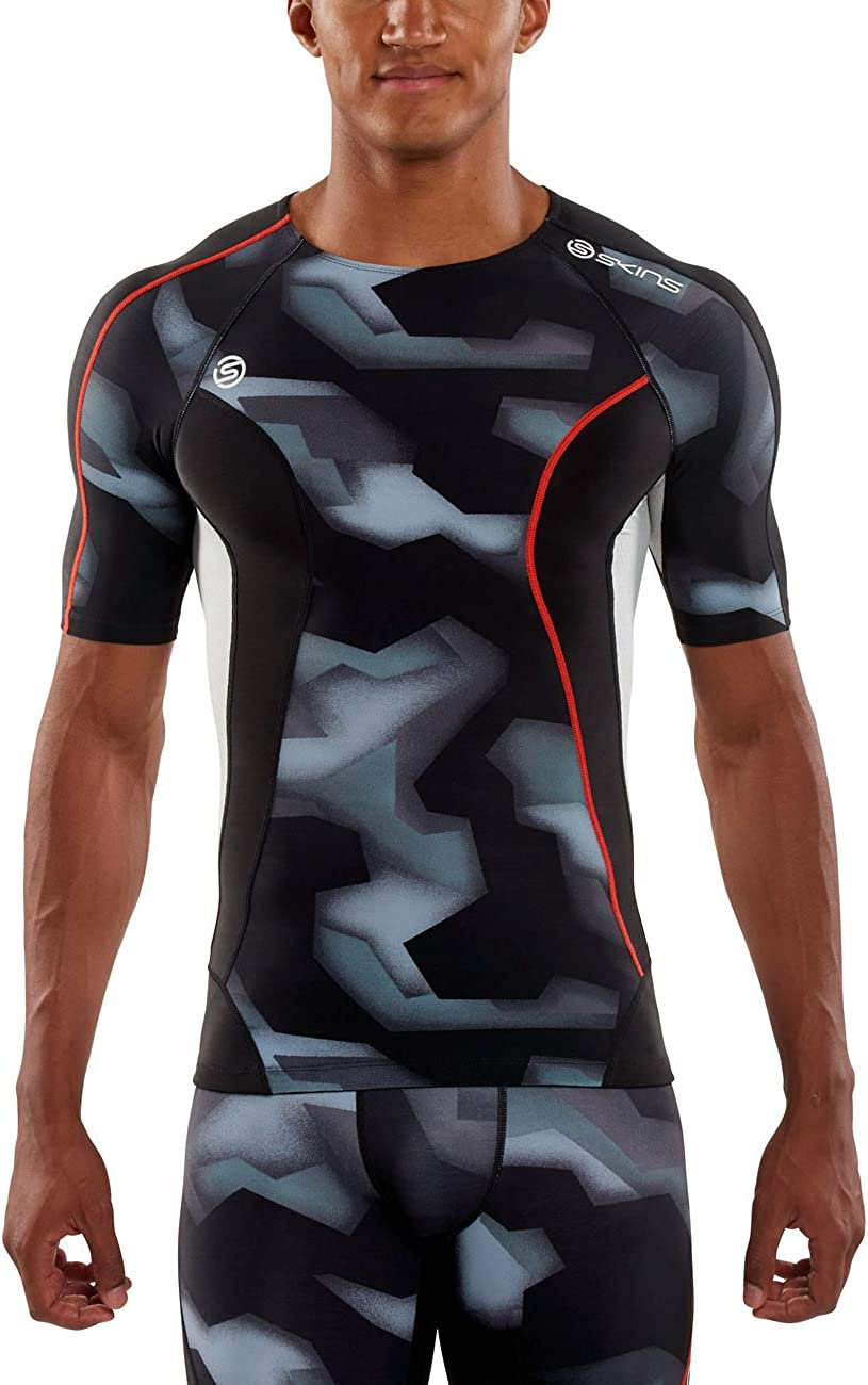SKINS Mens DNAmic Men's Compression Short Max 89% OFF sleeve Top National products