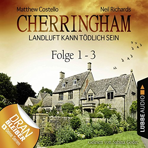 Cherringham - Landluft kann tödlich sein, Sammelband 1 Titelbild