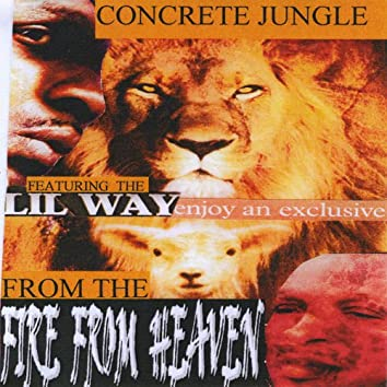 Concrete Jungle Life Da South, North, East & West Dance Mix in One.